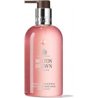 Molton Brown - Gel Nettoyant Mains Rhubarbe & Rose - Molton brown