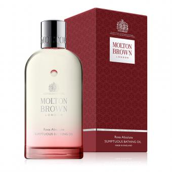 Molton Brown - Huile somptueuse pour le Bain Rose Absolute - Molton brown
