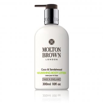 Lotion Nourissante Corps Coco & Santal - Molton Brown