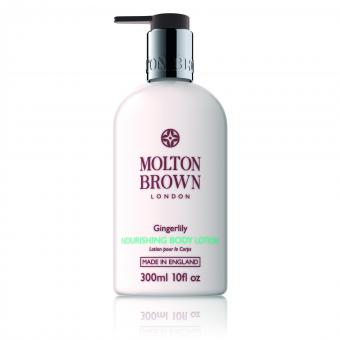 Lotion Nourissante Corps Gingerlily 300ml - Molton Brown