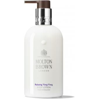 Molton Brown - Lotion Nourissante Corps Ylang-Ylang - Hydratant corps pour homme