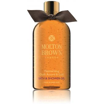 Molton Brown - Gel Douche Accords de Oudh & Or - Gel douche & savon nettoyant