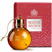 Molton Brown - Boule de gel douche Mesmerising oudh accord & gold 78 ml - Soin corps Molton Brown homme