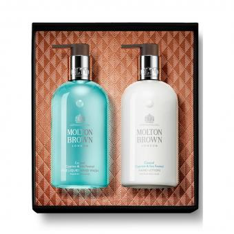 Molton Brown - SPICY & AROMATIC  COLLECTION (Mens - x3  Bath & Shower Gels) - Gel douche molton brown
