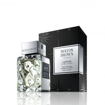 Parfum Navigations Through Scent Lijiang - Molton Brown