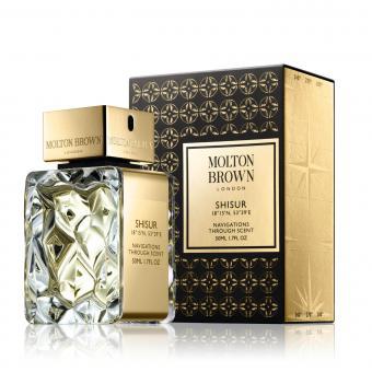 Parfum Navigations Through Scent Shisur - Molton Brown
