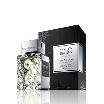 Parfum Navigations Through Scent Singosari - Molton Brown