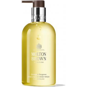 Molton Brown - Nettoyant pour les mains Orange Bergamote - Molton brown