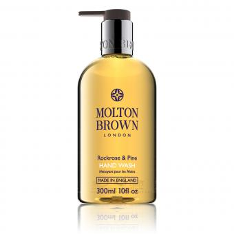 Molton Brown - Nettoyant pour les mains Rose & Pin (Amber cocoon) - Molton brown