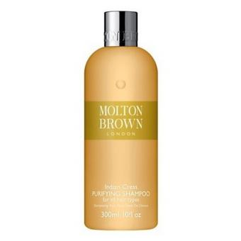 Shampooing purifiant Cresson d'Inde - Molton Brown