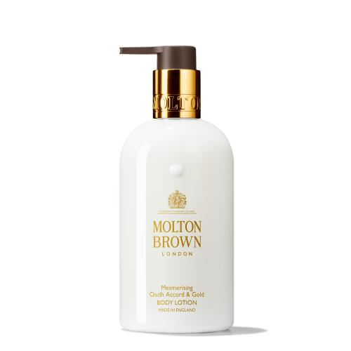 Molton Brown - LAIT CORPS OUDH ACCORD & GOLD-300ML - Soin corps Molton Brown homme
