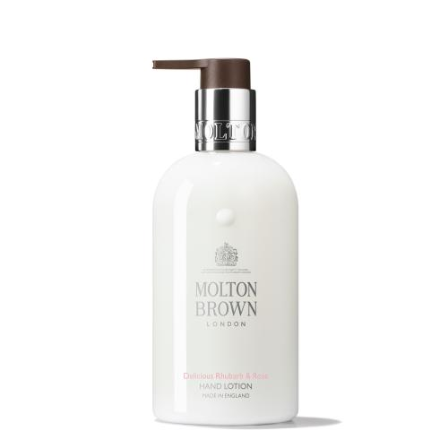 Molton Brown - LAIT MAIN DELICIOUS RHUBARB & ROSE-300ML - Soin corps Molton Brown homme