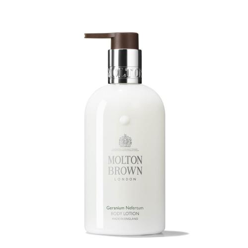 Molton Brown - LOTION CORPS GERANIUM NEFERTUM - Gel douche molton brown
