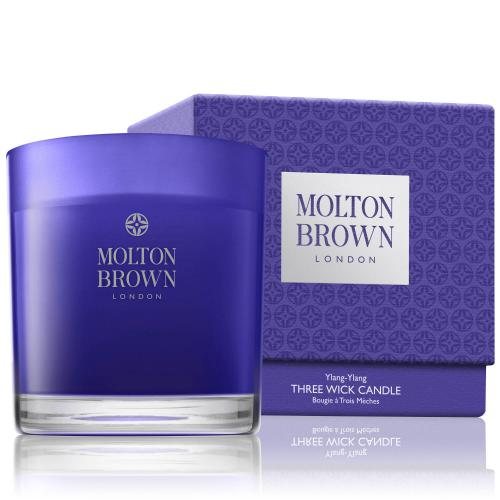 Molton Brown - Bougie 3 Mèches Ylang Ylang - Parfum Homme