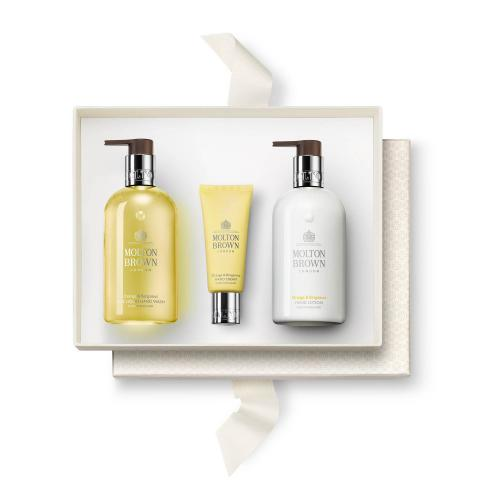 Molton Brown - COFFRET RITUEL DES MAINS ORANGE & BERGAMOT - Manucure & Pédicure homme