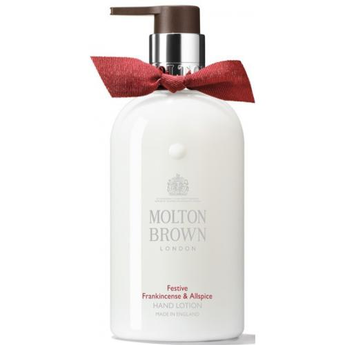 Molton Brown - Lotion pour les mains Festive Frankincense & All Spice 300ML - Gel douche molton brown