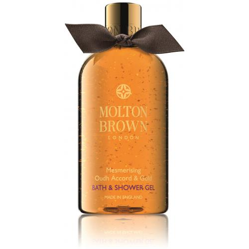 Molton Brown - Gel Douche Accords de Oudh & Or - Soin corps Molton Brown homme