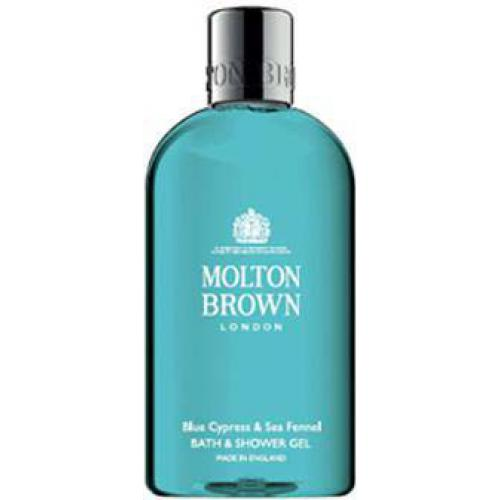 Molton Brown - Gel Douche Blue Cypress & Sea Fennel - Soin corps homme