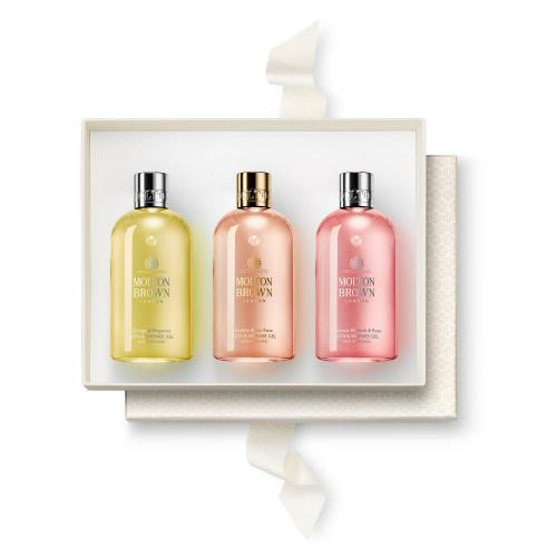Molton Brown - SET DE BAIN PERFECTLY PAMPERING  - Coffrets Visage & Corps pour homme
