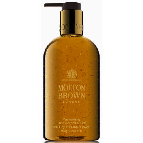 Molton Brown - Nettoyant pour les mains oudh accord & gold - Gel douche molton brown