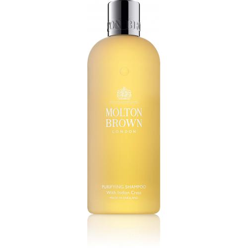 Molton Brown - Shampoing Purifiant Indian Cress - Soins cheveux homme