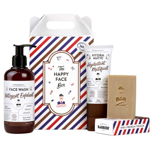 Coffret de soin visage au naturel HAPPY FACE