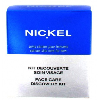 Nickel Homme - KIT DE DECOUVERTE - Soin Visage -