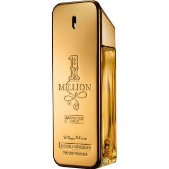 1 Million Absolutely Gold Vaporisateur - Paco Rabanne