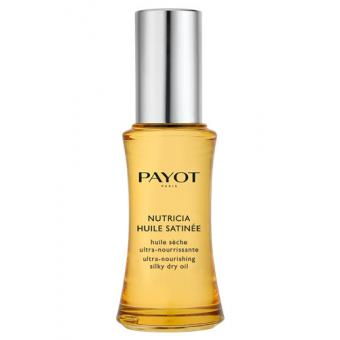 Payot - NUTRICIA HUILE SATINEE Peau Sèche - Soin visage Payot homme