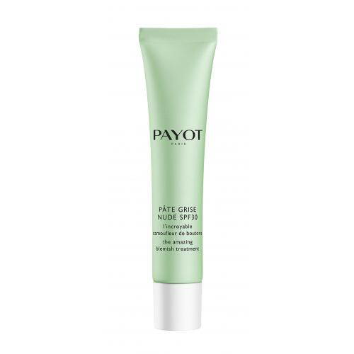 Payot - Pâte grise soin nude SPF30 - Soins visage maquillage homme