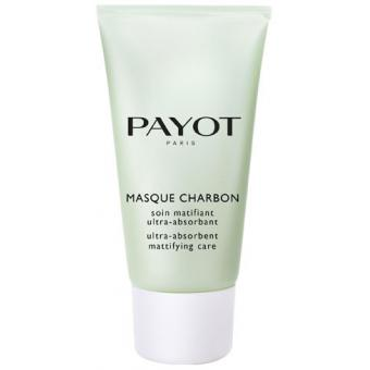 Payot - MASQUE CHARBON - Matifiant, anti boutons & anti imperfections