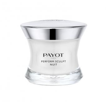 Payot - PERFORM SCULPT NUIT Peau Grasse - Soin payot homme