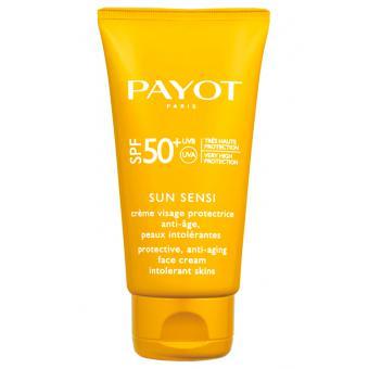 SUN SENSI CREME PROTECTRICE VISAGE PEAUX INTOLERANTES SPF50+ - Payot