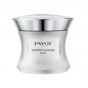 Payot - SUPRÊME JEUNESSE NUIT Peau Grasse - Soin payot homme