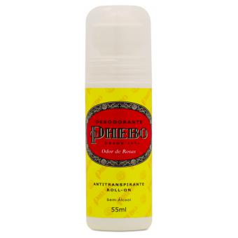 Deodorant Roll-on Odor de Rosas - Phebo