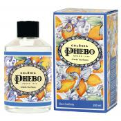 Phebo Homme - Eau de Cologne Citron Sicilien - Parfum