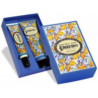 Kit Crème Mains & Gloss Citron Sicilien - Phebo