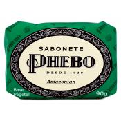 Phebo Homme - Savon en Pain Amazonian - Gel douche & savon