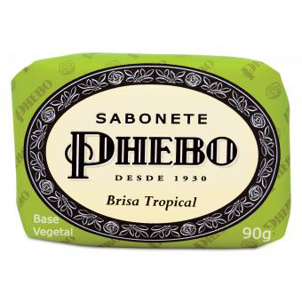 Savon en Pain Brisa Tropical - Phebo