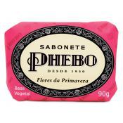 Phebo Homme - Savon en Pain Flores da Primavera - Gel douche & savon