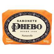 Phebo Homme - Savon en Pain Naturel - Gel douche & savon