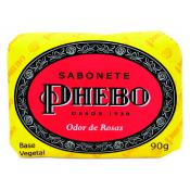 Phebo Homme - Savon en Pain Odor de Rosas - Gel douche & savon