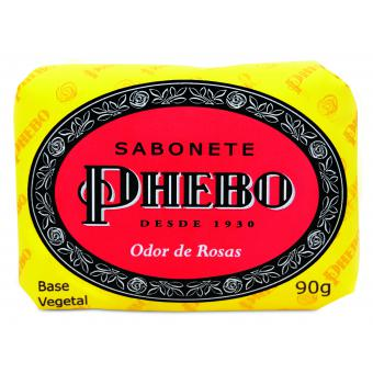 Savon en Pain Odor de Rosas - Phebo