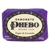 Phebo Homme - Savon en Pain Toque de Lavanda - Gel douche & savon
