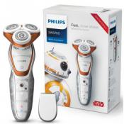 Philips - RASOIR WET & DRY COMFORTCUT AUT.50MN*STAR WARS*A - Philips homme