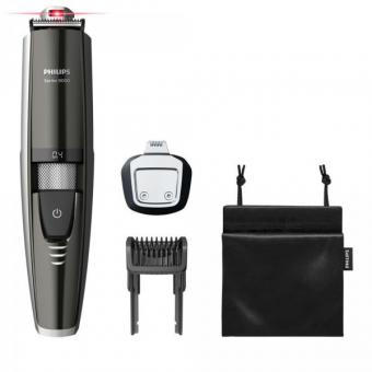 TONDEUSE A BARBE BEARTRIMMER SERIES 9000 MULTISTYLE.METAL