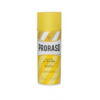 Proraso - Mousse à Raser 50ml Karité & Cacao - Mousse a raser homme