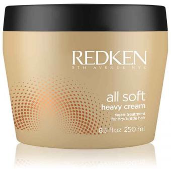 Redken - All Soft Masque Heavy Cream Nutrition - Après-shampoing & soin homme