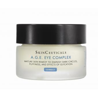 A.G.E. Eye Complex - Soin Contour Des Yeux Peau Mature Anti-Glycation, Anti-Poches, Anti-Cernes - Skinceuticals