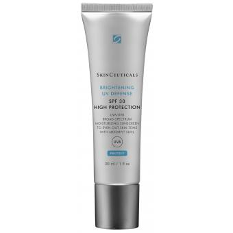 Brightening UV Defense SPF30 - Soin Hydratant Photoprotecteur Anti UVA-UVB Pour Unifier Le Teint